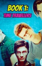 Book 1: Time Travellers by 9Harry9