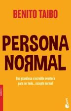 Persona Normal by kerenldo