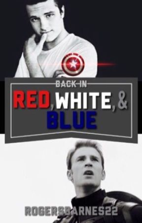 Back in Red, White, and Blue by rogersbarnes22