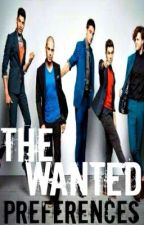 The WANTED Preferences by LovelyTeaTW