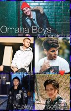 Omaha Boys and Derek Luh Interracial Imagines ❤️ by Maloley_Johnson