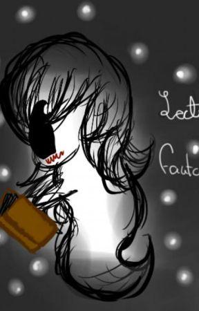 Lector fantasma by linkalucia