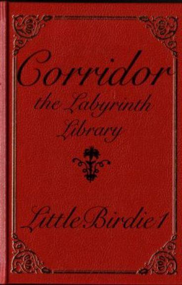 Corridor by LittleBirdie1