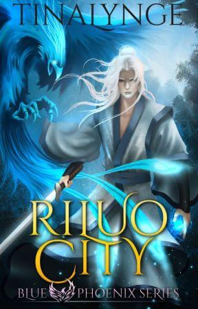 Blue Phoenix - Riluo City by Tinalynge