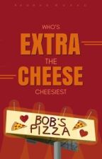 EXTRA CHEESE : book # 1  | ✓ by RaghaddMurad