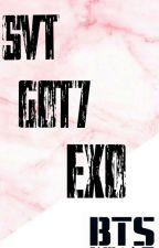 IMAGINE [BTS,GOT7,EXO,seventeen] by HansMyra