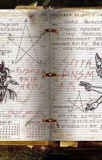 Дневник Джона Винчестера by AlexaMillir