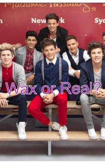 Wax or Real?