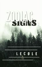 Zodiac Signs by Awkwardaf_
