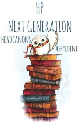 Harry Potter Next Generation Headcanons by AshylDeni