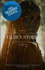 Golden Storms | #Wattys2018 by highdisdain