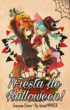 inazuma eleven (Fiesta De Halloween) by liliana1999RlR