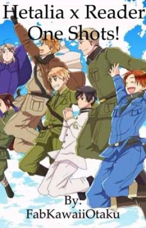 By Photo Congress || Hetalia Germany X Shy Reader