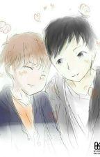 Wirudan & Rizuki (Yaoi) by Yoikun-chan