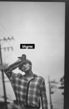 thyme.   by yeonwrites