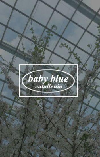 BABY BLUE |BTS| KIM SEOKJIN| 1