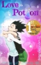 Love potion ( Killugon ) by tsunderedevil