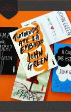 John Green by CuteFunnyLK