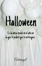 Halloween by Ariiangel