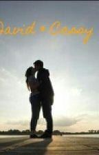 David & Cassy by justaotherlittlegirl