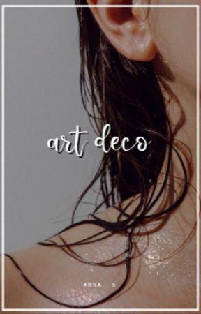 art deco by Immortxl