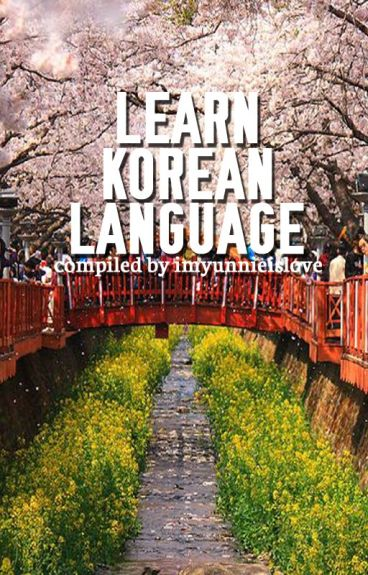 learn korean language ☞ completed