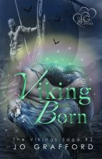 Viking Born (Vikings Saga, Vol. 2) by JoGrafford