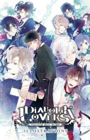 Diabolik Lovers x Reader [Oneshots] by Datotakualex