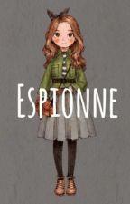 Espionne by MimiLaBouquineuse