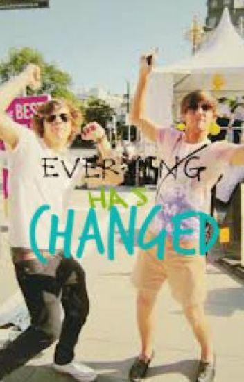 Everything has Changed (Larry Stylinson-AU mpreg)