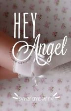 Hey Angel || l.s  by syndromeLarry