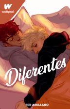 Diferentes/#Wattys2019 by FerArellano_