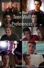 Teen Wolf Preferences by RaekenHale