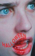 Halloween » lesbian  by satanftsuicidal