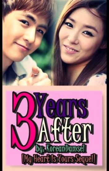 Three Years After [MHIY sequel]