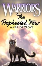Warriors  ▸ The Prophesied Four by WarriorzLove