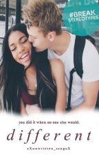 different   interracial love story (#Watty's2016) by xXunwritten_songXx