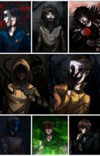 Los Creepypastas y tu (One-Shots Lemmon) by Mozaik--Death