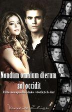 Nondum omnium dierum sol occidit [HP Fanfiction] by VeronicaElisse
