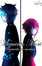 Memento mori by Roussel-san