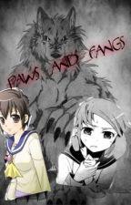 Paws and Fangs by WolfieGirlMayz