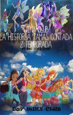 Winx Club La historia jamas contada 2 Temporada by Winx-Club-Stella