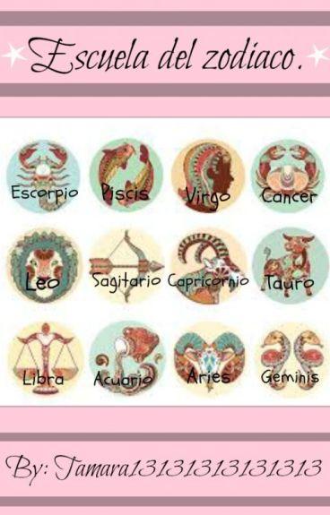 Escuela del zodiaco