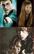 Harry Potter-Sista året by SigneJohansson