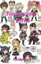 DanganRonpa is $ωag by SHSL_Monogirl