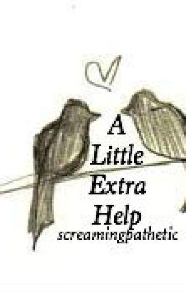 A Little Extra Help (Camren)