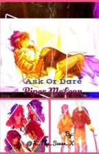 Ask Or Dare Piper McLean by X_The_Heroes_X