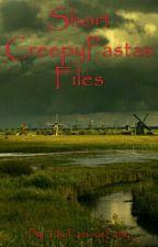 Short Creepypasta's Files by TheFamousLady