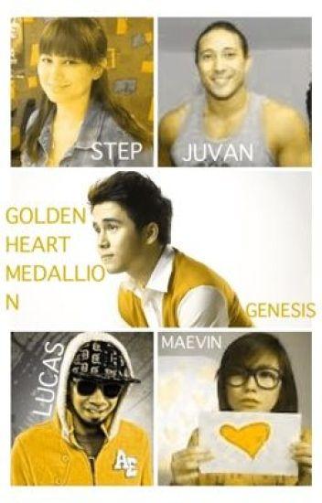 Golden heart medallion (On-Going)