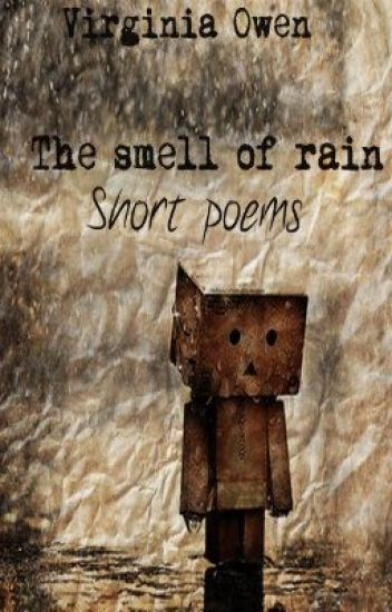 The smell of rain- short poems